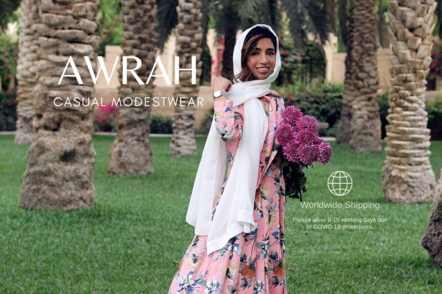 AWRAH Casual Modestwear