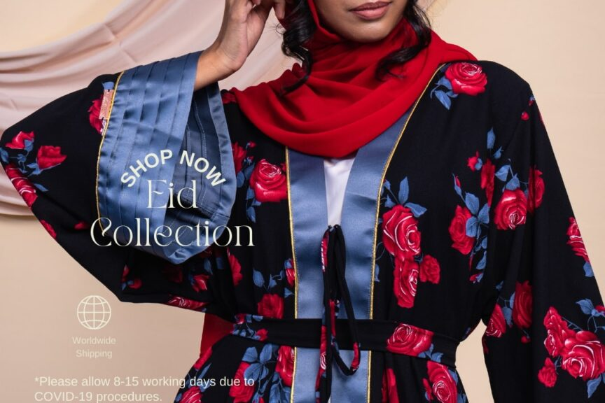 Emaan Qirat Eid Collection